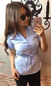 Блуза нарядная Ч6431