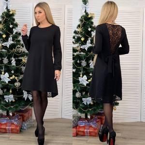 Платье короткое нарядное А10467