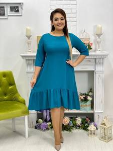 Платье короткое нарядное А11090
