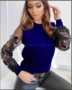 Блуза с длинным рукавом А14577