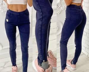 Лосины джинсовые А05425