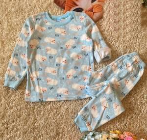 Пижама на флисе А11412