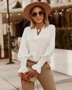 Блуза для офиса А10695