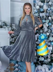Платье короткое нарядное А10972