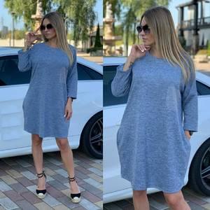 Платье короткое нарядное А11258