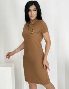 Платье короткое современное А48010