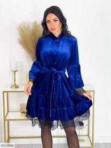 Платье короткое нарядное А31319