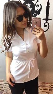 Блуза нарядная Ч6432