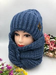 Шапка и шарф Хомут А15794