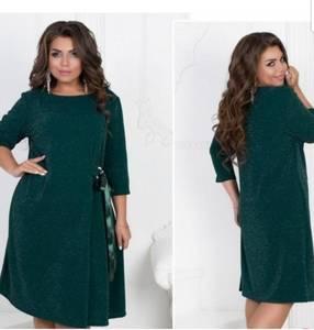 Платье короткое нарядное А19654