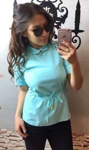 Блуза нарядная Ч6434