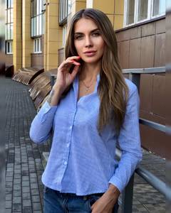 Рубашка с коротким рукавом Ч8654