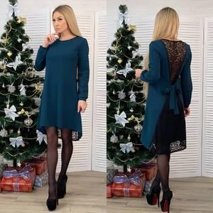 Платье короткое нарядное А10469