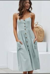 Платье короткое летнее А10568