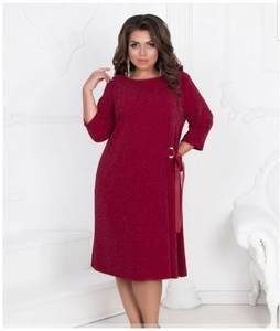 Платье короткое нарядное А19656