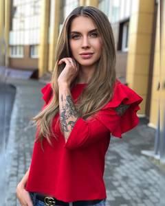 Блуза для офиса Ч8657