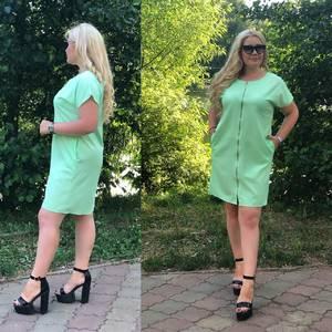 Платье короткое летнее Ч5525