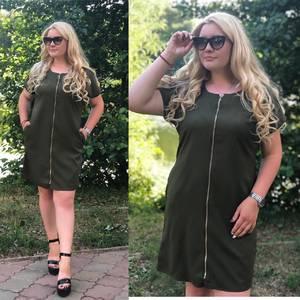 Платье короткое летнее Ч5526