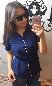 Блуза нарядная Ч6440