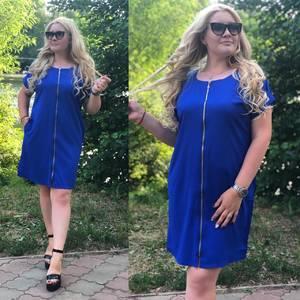 Платье короткое летнее Ч5528