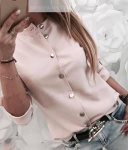 Рубашка однотонная А15569