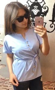 Блуза нарядная Ч6442