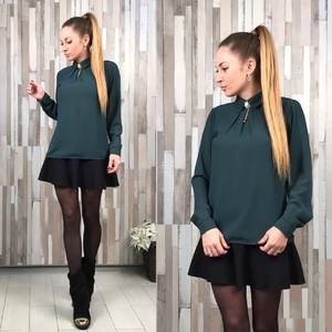 Блуза с длинным рукавом Т2159