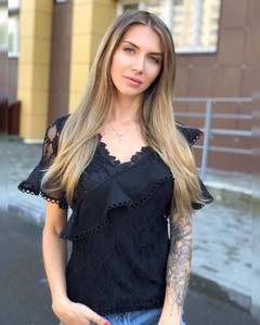Блуза летняя Ч8636