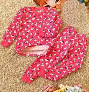 Пижама на флисе А11410