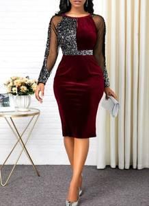 Платье короткое нарядное А10671