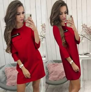 Платье короткое нарядное А10690