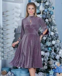 Платье короткое нарядное А10973