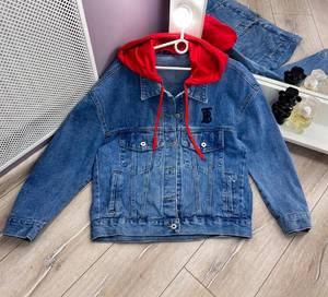 Джинсовая куртка Я0437