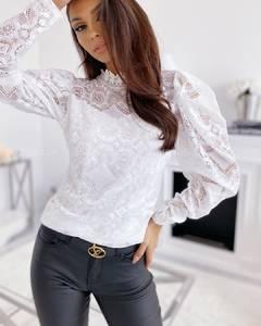 Блуза с длинным рукавом А19891