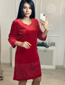 Платье короткое нарядное А20553