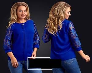 Блуза нарядная А22736