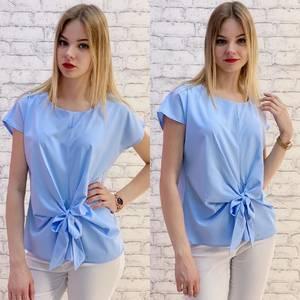 Блузка с коротким рукавом А37531