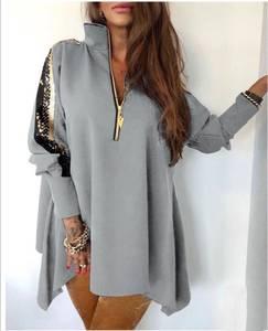 Блуза с длинным рукавом А02840