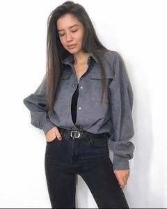 Рубашка с длинным рукавом А18396