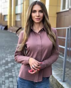 Рубашка с длинным рукавом Ч8667
