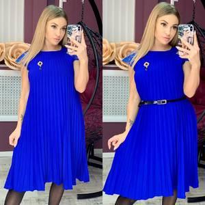 Платье короткое нарядное А10395