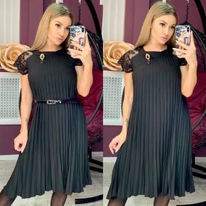 Платье короткое нарядное А10396
