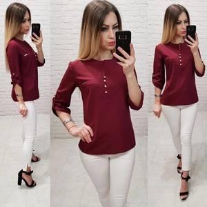 Блуза для офиса А13749