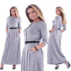 Платье длинное нарядное Ш8968