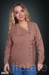 Блуза офисная Ю3085