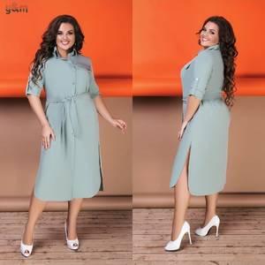 Платье короткое офисное А06943