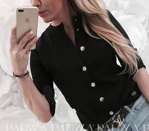 Рубашка с длинным рукавом А10623