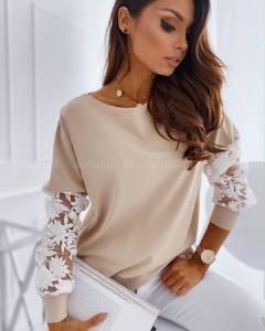 Блуза с длинным рукавом А10708