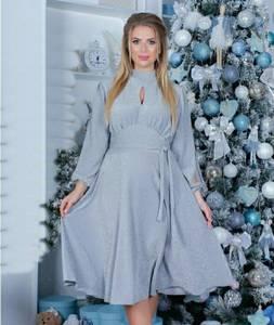 Платье короткое нарядное А10974