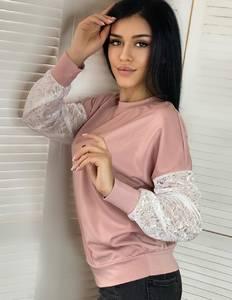 Блуза с длинным рукавом А18235
